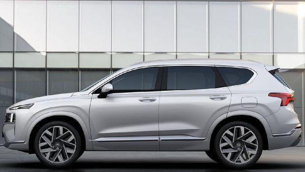 Hyundai Santa Fe MY 2021
