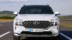 Melihat Lebih Dekat Hyundai Santa Fe Berteknologi Hybrid