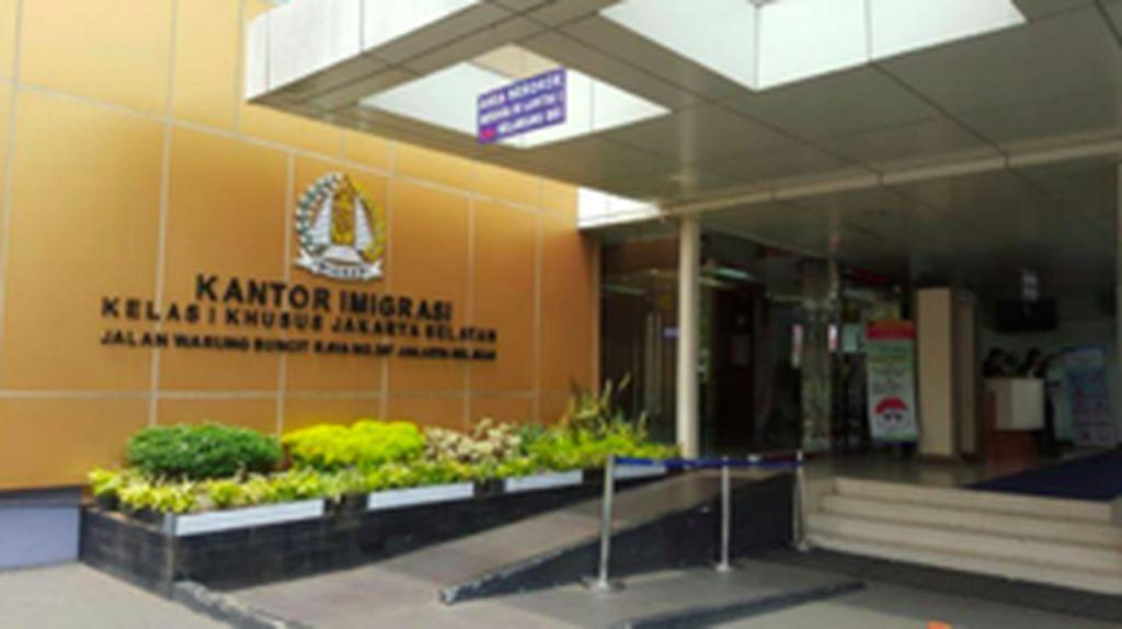 Incar Gelar WBBM 2020, Imigrasi Jaksel Tingkatkan Layanan & Inovasi
