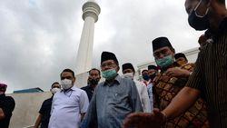 JK: Jokowi, Anies, dan DMI Sepakat Jumat Ini Masjid Dibuka di Jakarta