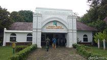Mulai Beroperasi Lagi, Keraton Kasepuhan Cirebon Masih Sepi Turis