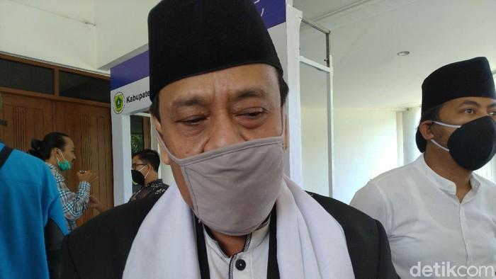 Ketua MUI Kabupaten Bogor, Mukri Aji