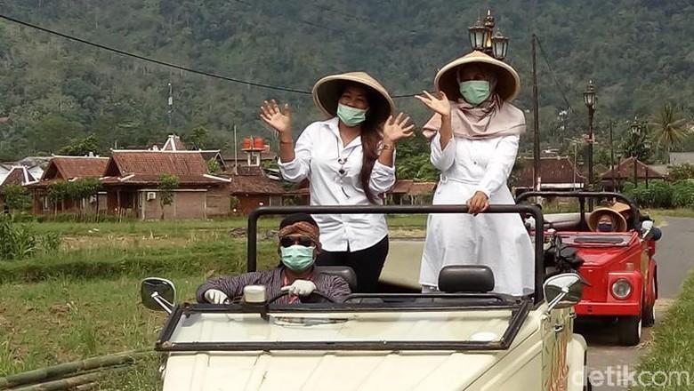 Komunitas VW Cabrio Borobudur