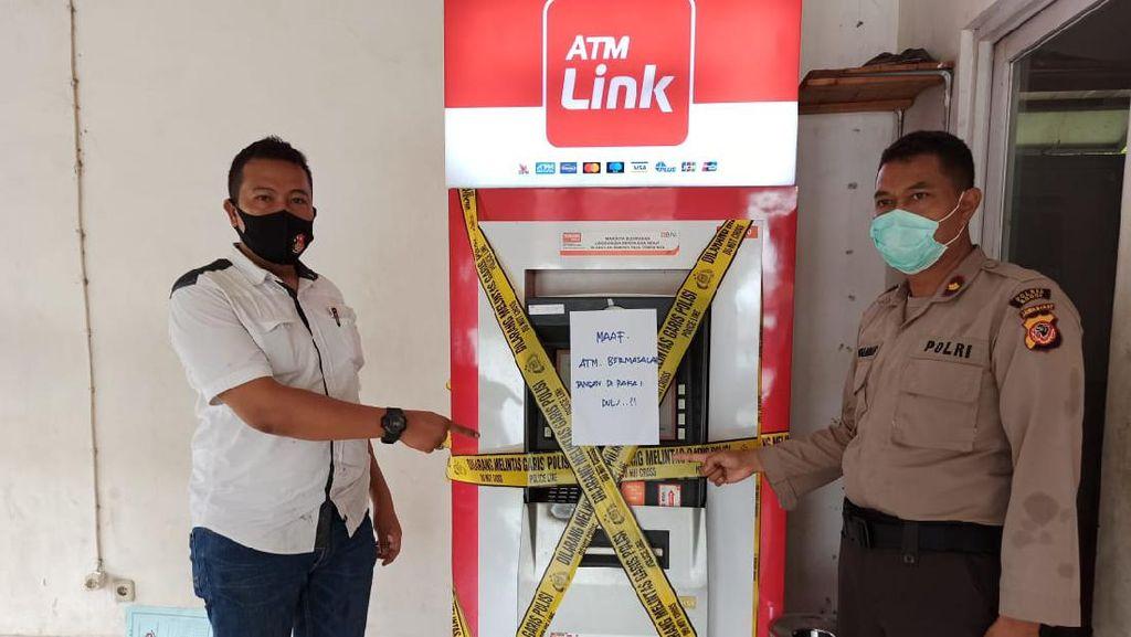 Kapolsek Cileungsi Nyaris Kena Tipu: Di Mesin Ada 16 ATM Tertelan
