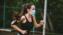 Olahraga Pakai Masker, Ini Tipsnya Supaya Aman dan Nyaman