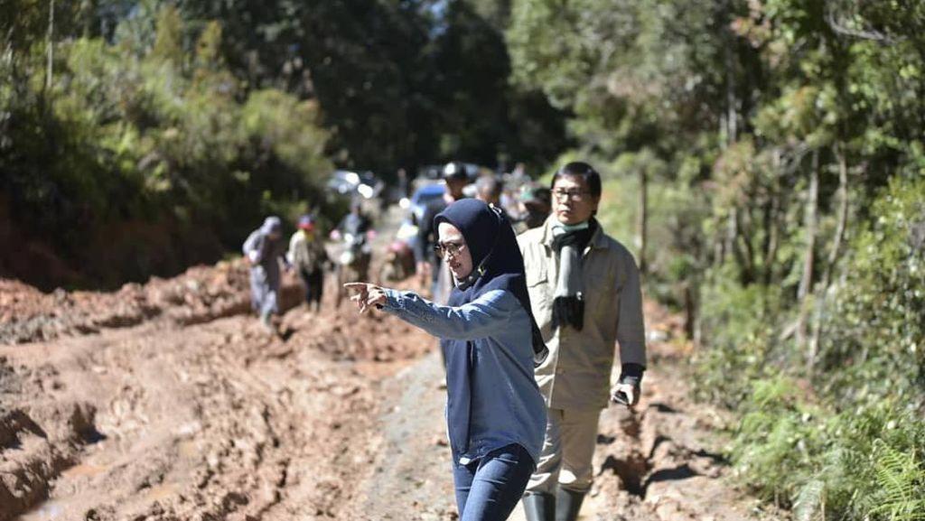 Pemkab Lutra Rampungkan Jalur Mabosa-Malimongan Sepanjang 22 KM