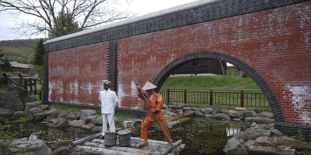 Penjara Abashiri, Jepang