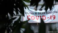 Corona DKI Masih Tinggi, Ini Daftar 43 RW Zona Merah COVID-19 di Jakarta