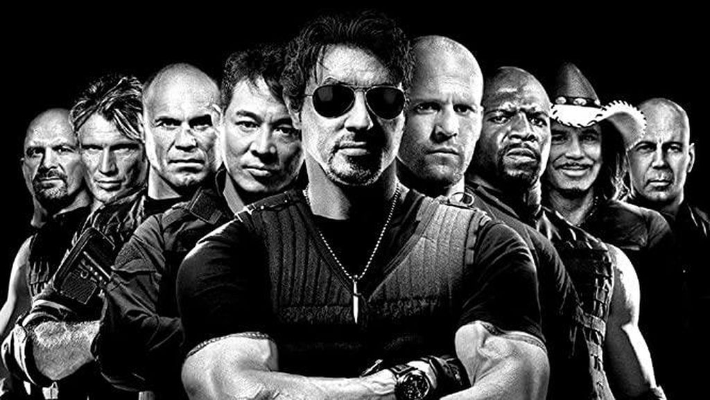 Sinopsis The Expendables di Trans TV, Film Bertabur Aktor Laga Legendaris