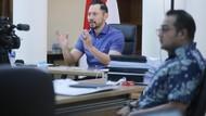 AHY Puji Walkot Tegal Tangani Corona: Semoga Inspirasi Kepala Daerah Lain