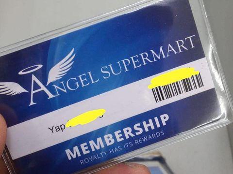 angel supermarket