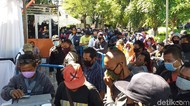 Pemkot Surabaya Evaluasi Rapid Test yang Disorot Tak Physical Distancing