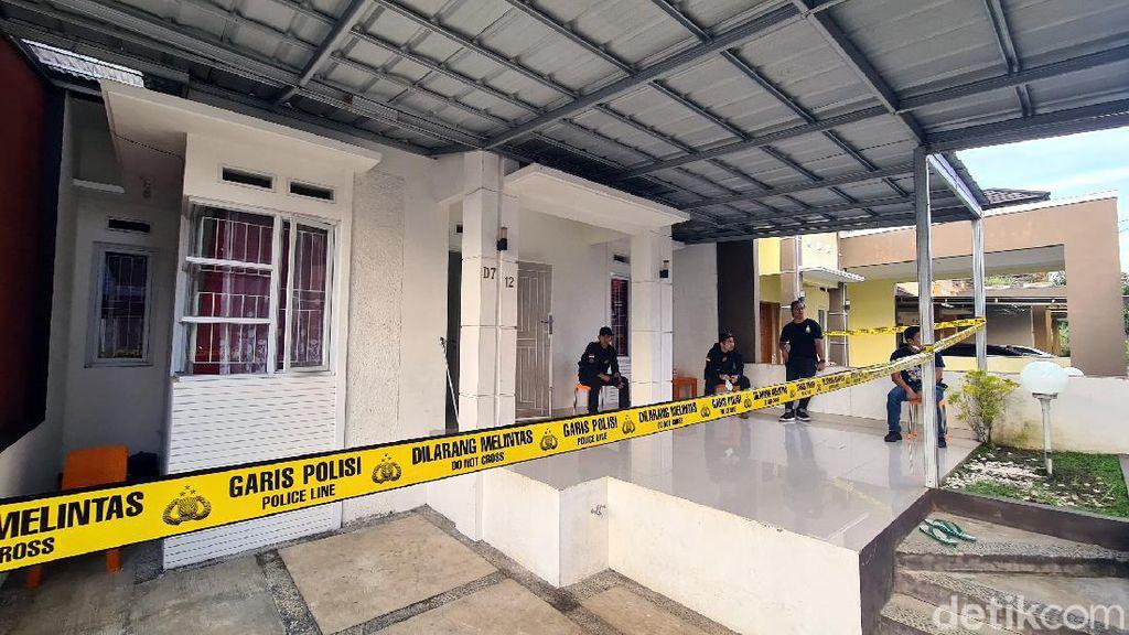 Polisi Gerebek Rumah Bandar Narkoba di Kawasan Elite Sukabumi
