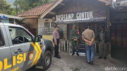Dear Traveler, Kata Polisi Jangan Daki Gunung Guntur Dulu