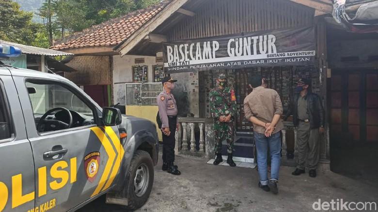 Basecamp Gunung Guntur