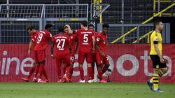 Dortmund Lempar Handuk Kejar Bayern Munich