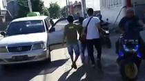 Video Detik-detik Begal Spesialis Mobil Angkot Dibekuk Petugas