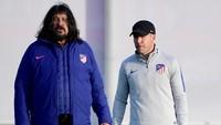 Diego Simeone Bersiap Ditinggal Asisten Kesayangan
