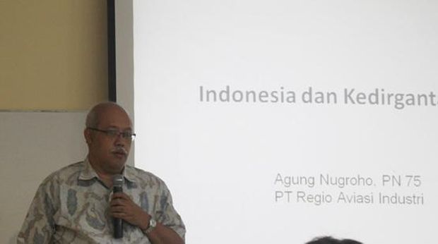 Direktur Utama RAI, Agung Nugroho/Doc.ITB