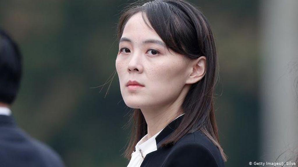 Diserbu Kampanye Anti-Korut, Saudari Kim Jong Un Ancam Batalkan Pakta Keamanan