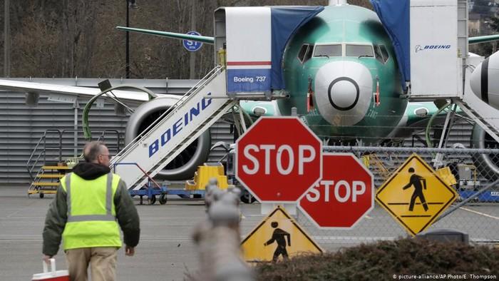 Gara-gara 737 MAX, Boeing Setuju Bayar Ganti Rugi 300 Juta Euro ke Perusahaan Jerman TUI