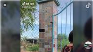 Viral di TikTok, Rumah Sultan yang Gerbangnya Dihiasi Ratusan iPhone