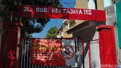 Satu Keluarga di Surabaya Meninggal Diduga COVID-19, Satu Gang Dirapid Test