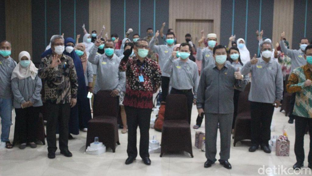 94 Pasien Corona di Kalbar Sembuh, Gubernur Tak Mau Ada Stigma Negatif