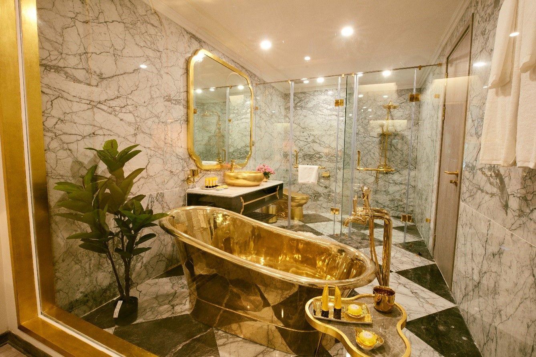 Hotel Berlapis Emas di Vietnam