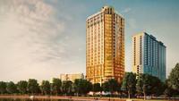 Bukan di Dubai, Hotel Berlapis Emas Ini Ada di Vietnam