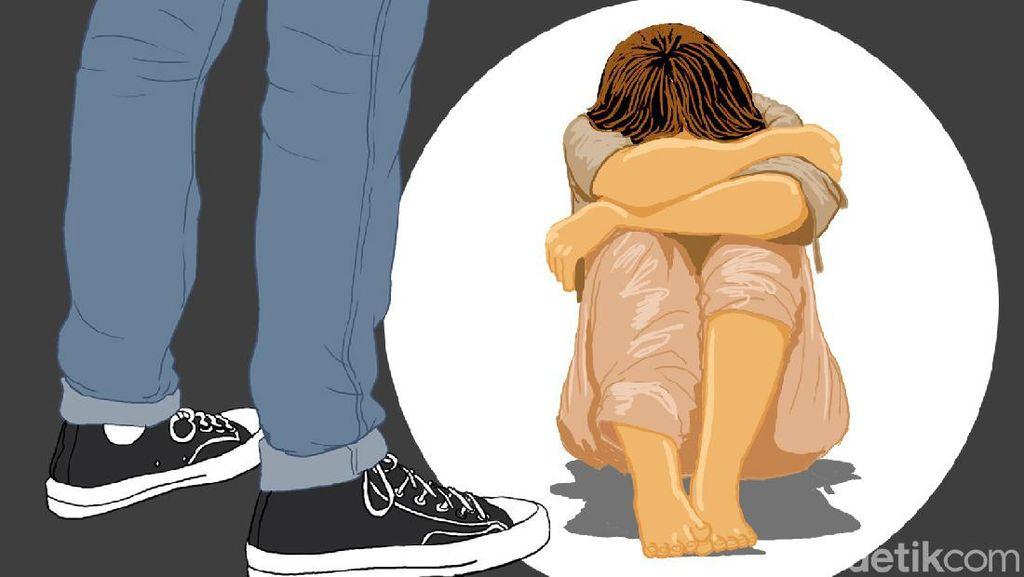 Tak Hanya Diperkosa Pelindung Anak, ABG Ngaku Dijual Rp 700 Ribu