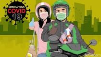 Driver Ojol di Tangerang Raya Boleh Angkut Penumpang, Ini Aturan Mainnya