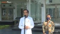 Tiga Provinsi Dapat Atensi Jokowi Gegara Kasus Corona Masih Tinggi
