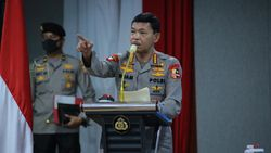 Kapolri ke Capaja TNI-Polri: Jangan Kau Jadi Anak Mama, Merengek ke Ortu
