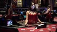 Wow, Kasino di Vegas Kembali Dibuka