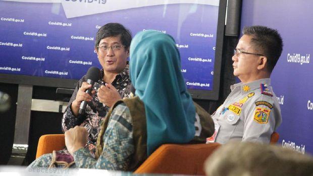 Kepala DPMPTSP Provinsi DKI Jakarta,  Benni Aguscandra/Dok.Pemprov DKI