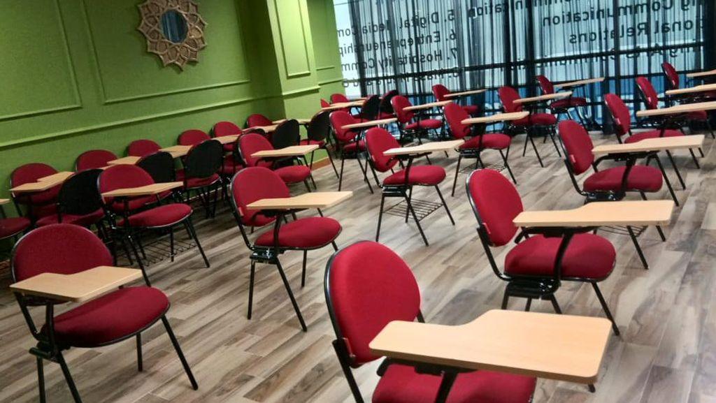 Hadapi New Normal, LSPR Siapkan Lima Protokol Belajar-Mengajar
