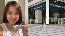 Wanita Ini Tersesat di Singapura, Eh Dikasih Uang Buat Naik MRT