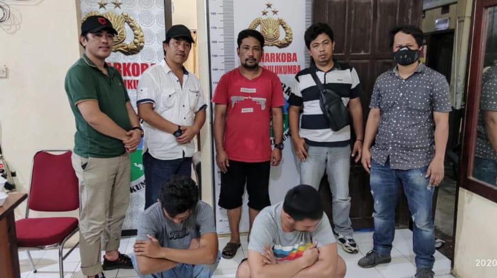 Eks Polisi-Honorer Dinsos Ditangkap karena Kasus Sabu di Bulukumba