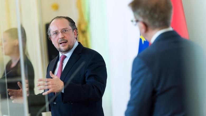 Menteri Luar Negeri Austria, Alexander Schallenberg