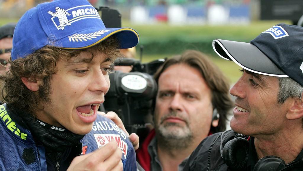 Puja-puji Mick Doohan buat Valentino Rossi