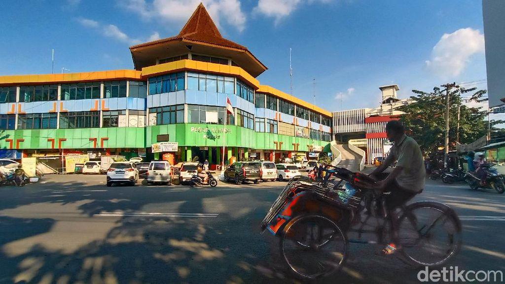 Pasar Kliwon Kudus Ditutup Usai Pedagang Tewas Karena Corona