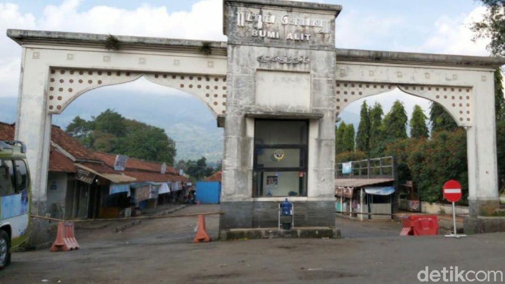 Pasutri Ciamis Positif Corona, Pasar Panjalu-Puskesmas Ditutup Sementara