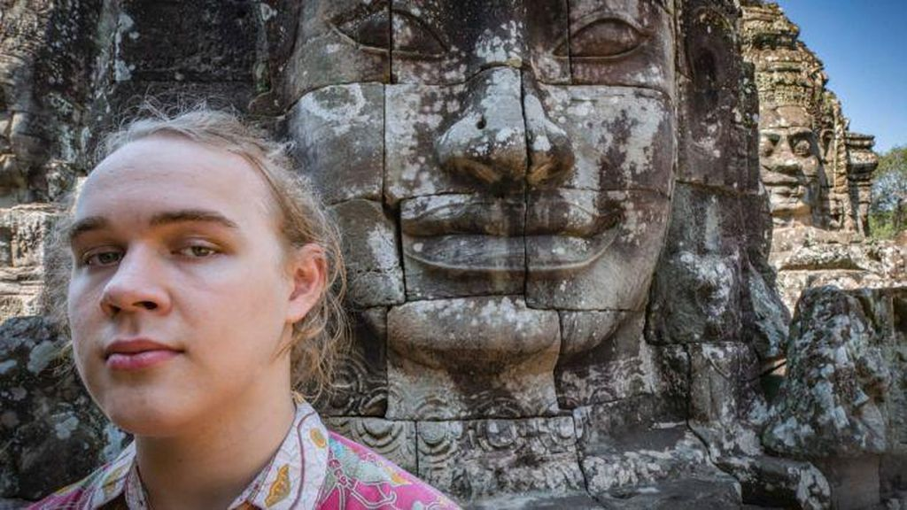 Pelajar Australia yang Tinggal di Yogyakarta Terdampar di Kamboja