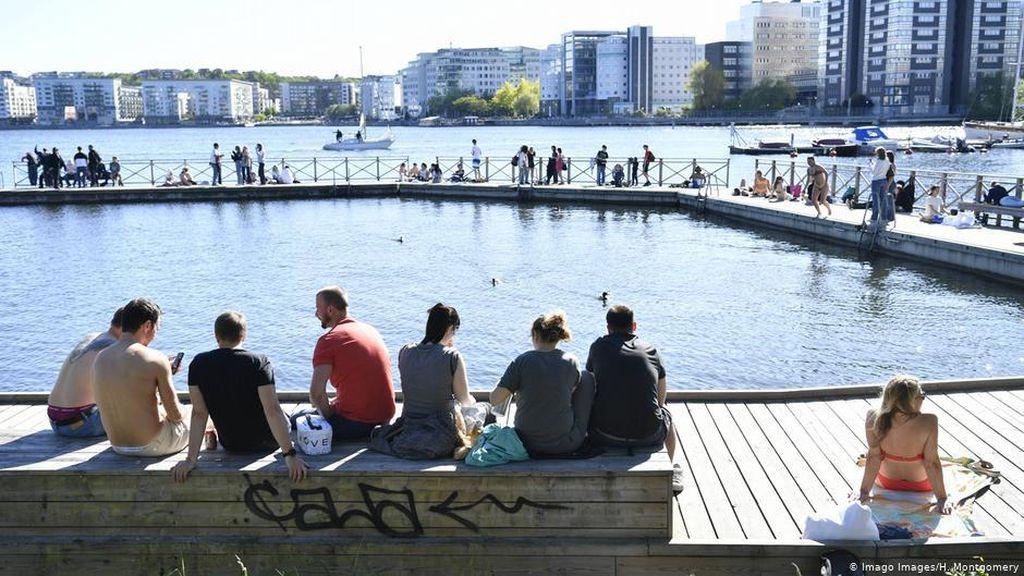 Penanganan Wabah Corona di Swedia Membuat Warga Asing Cemas