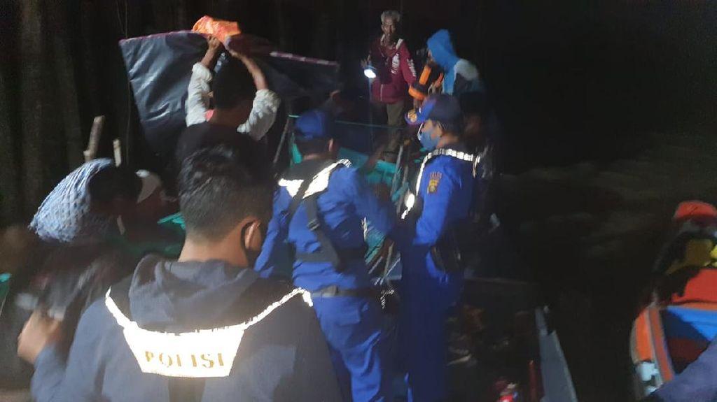 Detik-detik Mencekam Nelayan Sumsel Diterkam Buaya di Hadapan Ayah