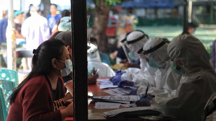 PSBB di kawasan DKI Jakarta diketahui diperpanjang dan masuk masa transisi. Kegiatan rapid test pun masih terus digelar di sejumlah wilayah di ibu kota.