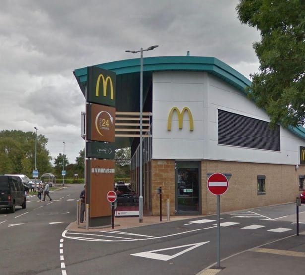 Ratu Elizabeth II punya gerai McDonald's