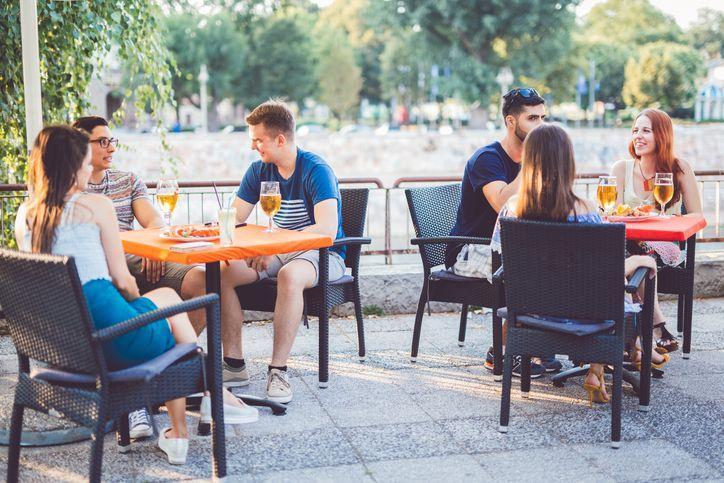 Restoran outdoor