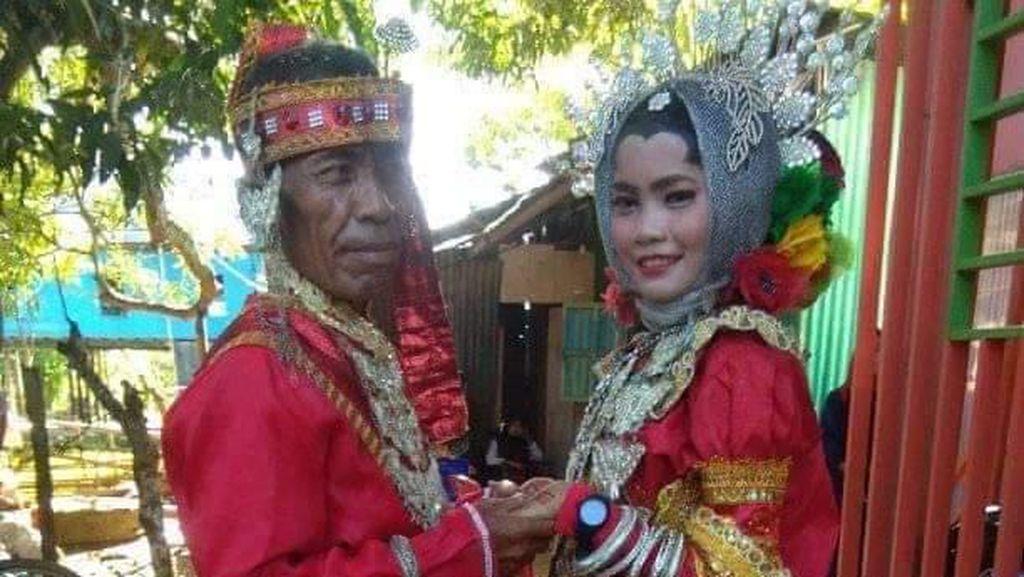 Ini Alasan Gadis Muda di Sulsel Mau Menikah dengan Duda 60 Tahun